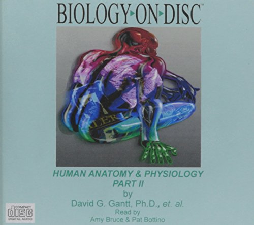 Human Anatomy & Physiology Part 2 (Biology-on-Disc)