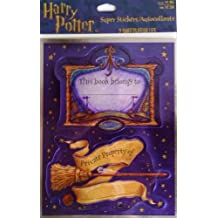 Harry Potter Bookplate and Private Property Stickers