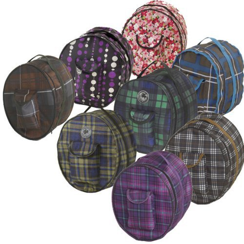 ER Centaur Plaid Helmet Bag - Size:One Size Color:Orchid - Helmet Plaid