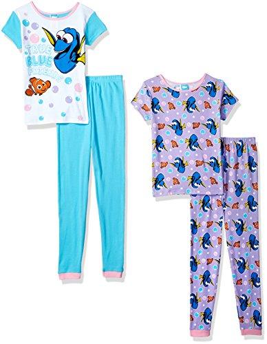 Disney Girls Finding Dory Pajamas product image