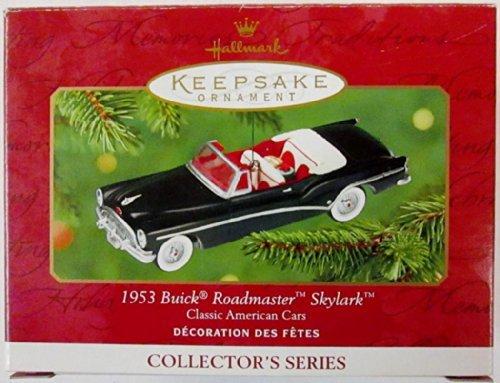 Hallmark 1953 Buick Roadmaster Skylark Classic American Cars Series #11 (Buick Roadmaster Fan)