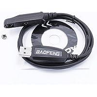 Nishci Cable de programación USB Cable Impermeable Compatible