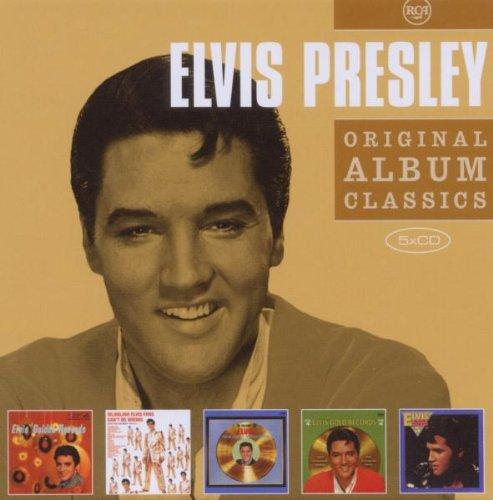 Elvis Presley - Original Album Classics 2 - Zortam Music