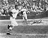 Jack Fisher autographed 8x10 Photo (Ted Williams last at bat Home Run) Image #1 - Autographed MLB Photos