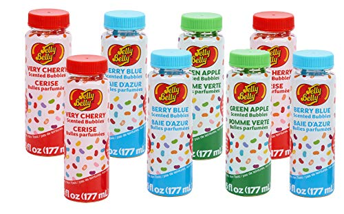 Little Kids Jelly Belly  Scented Bubbles, 6-Ounce, (8-Pack)
