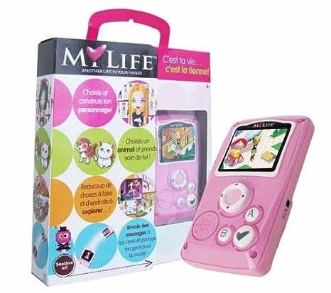 Consolle My Life.My Life Console Amazon It Giochi E Giocattoli