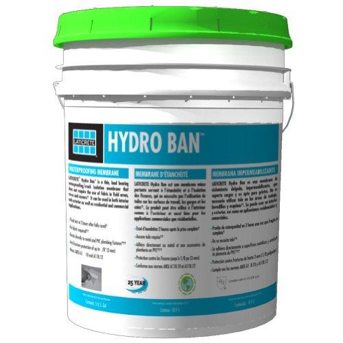 Laticrete Hydro Ban Commercial Unit - 5 Gallon Pail
