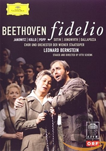 DVD : Gundula Janowitz - Fidelio (Subtitled)