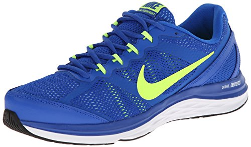 cosecha desayuno Mínimo  Nike Men's Dual Fusion Run 3 Running Sho- Buy Online in Cambodia at  Desertcart