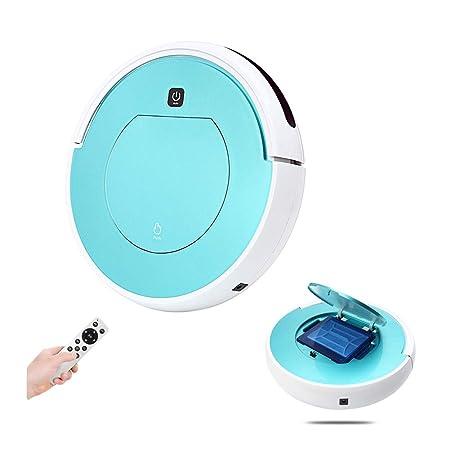 Liuwenju Robot Aspirador,Limpieza automático Inteligente para el ...
