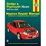 Dodge & Plymouth Neon 2000 thru 2005