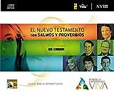 NVI Biblia Experiencia Viva, Nuevo Testamento con Salmos y Proverbios CD (Spanish Edition)