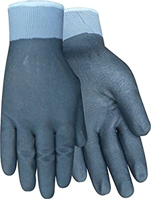 Red Steer A321-L Insulated Chilly Grip Work Glove (12 Pair)