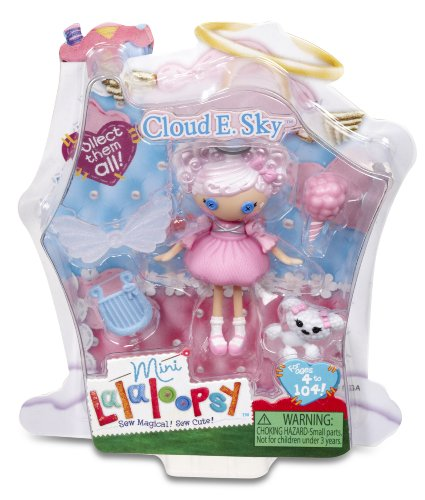 Mini Lalaloopsy Doll - Cloud E Sky