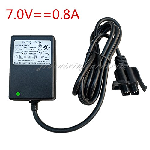 hot sale 7V 0 8A Power Wheels Charger, Adapter for Special