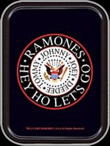 (Collector's Tin - Ramones -Eagle Logo -Great for Guitar Picks - Licensed NEW)