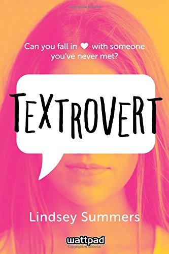 """""""Textrovert"""" av Lindsey Summers"""