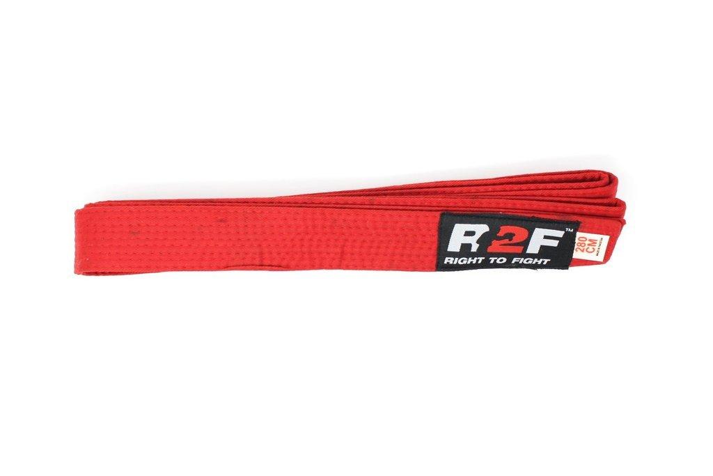 R2F Sports Karate Judo Taekwondo Martial Arts Multi Color Belts