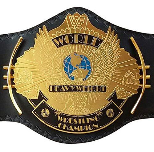 (Qualitycreator WWF Winged Eagle Wrestling Champion Belt Replica Adult Size)