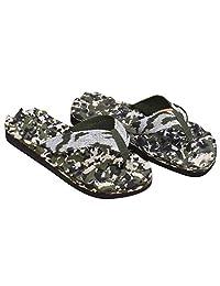IEason-shoes Clearance Men Summer Camouflage Flip Flops Shoes Sandals Slipper Indoor & Outdoor