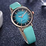 MEIbax watches Clearance!!!MEIbax Fashion Women Retro Design Leather Band Analog Alloy Quartz Wrist Watch
