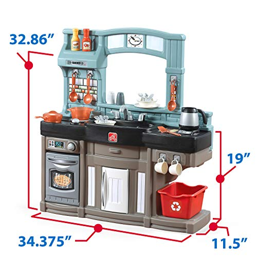 Step2 Best Chef's Toy Kitchen Playset by Step2 (Image #1)