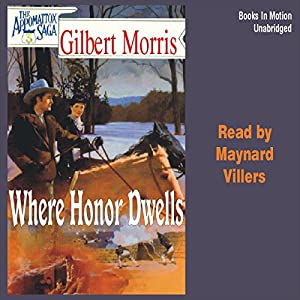 Where Honor Dwells Audiobook