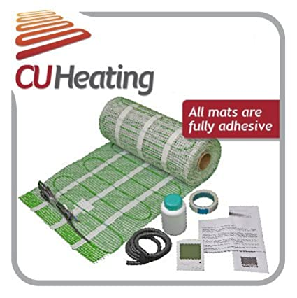 calefacció n por suelo radiante elé ctrico 4m2 160W/m2 CU Heating