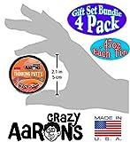 Crazy Aaron's Putty Mini Tins (.47oz Each) Neon
