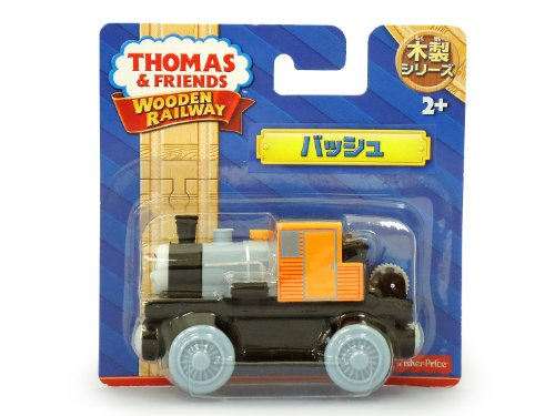 Fisher-Price Thomas the Train Wooden Railway Bash