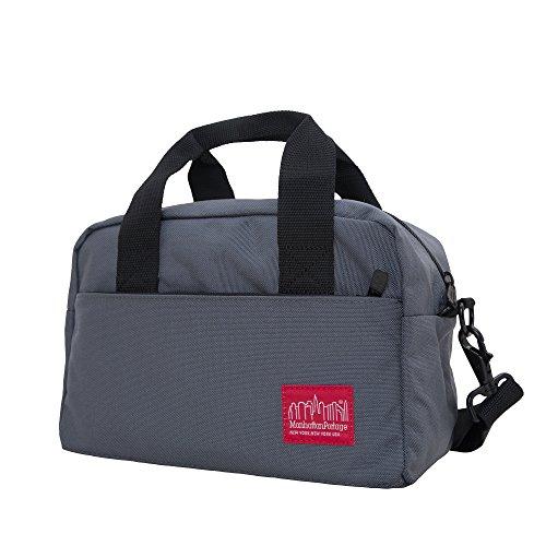 Manhattan Portage Parkside Shoulder Bag, Grey, One Size