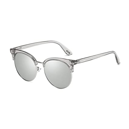 LIZHIQIANG Gafas De Sol Mujer Retro UV Gafas Polarizadas De ...