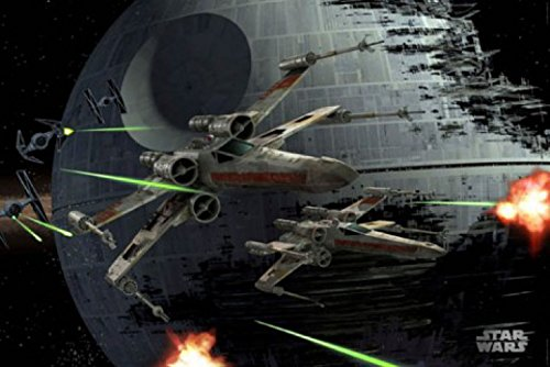 Posters: Star Wars Poster - Death Star