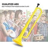 Vbestlife B Flat Bugle Cavalry Trumpet - Student