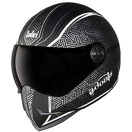 SteelBird Helmet Adonis Rustic/SBH-1 Matt Black/White 600mm S.V