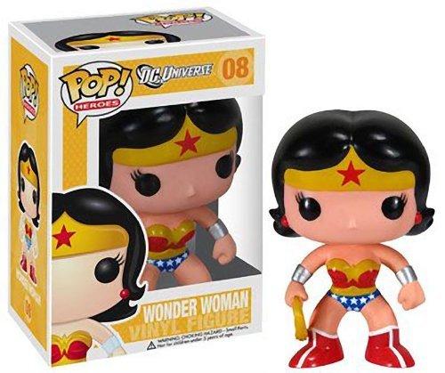 Wonder Woman: ~3.75