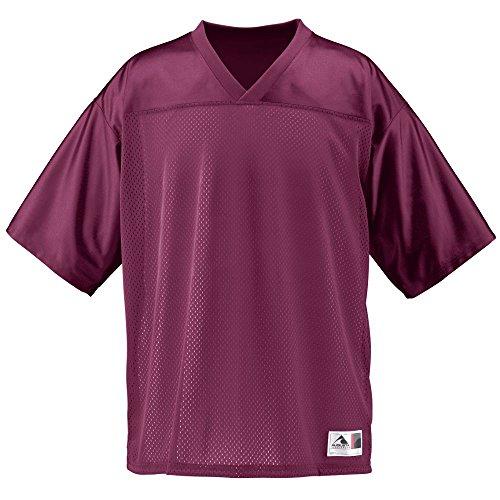 Jerseys Apparel Replica - Augusta Sportswear Augusta Stadium Replica Jersey, Maroon, XX-Large