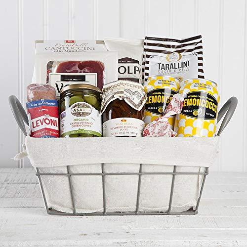 Antipasti Adventurer Gift Basket   Set of 9 ()