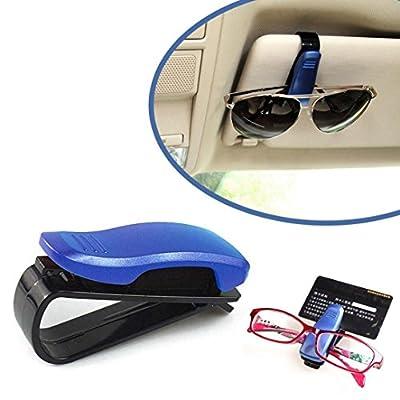 Iuhan® Fashion Car Sun Visor Glasses Sunglasses Ticket Receipt Card Clip Storage Holder