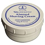 Taylor of Old Bond Street Almond Shaving Cream 150g - Pack of 2