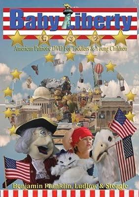Baby Liberty-the Patriotic Adventures Of Benjamin Franklin Friends from BLT Studio