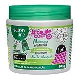 Linha Tratamento (#ToDeCacho) Salon Line