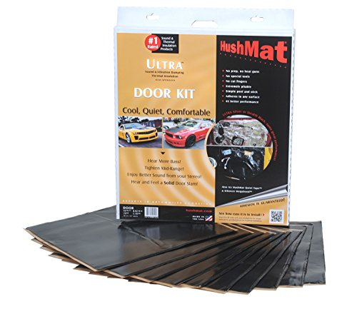 Hushmat 650323 Sound and Thermal Insulation Kit (1971-197...