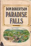 img - for paradise falls book / textbook / text book