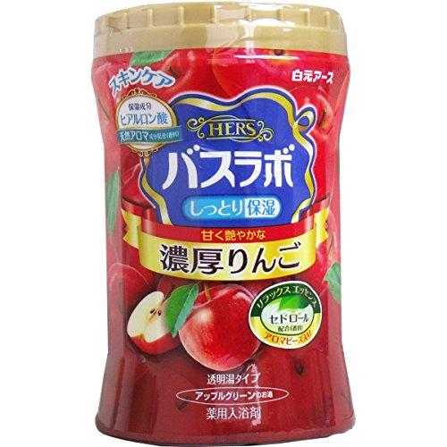 바스라《보보토루》농후 사과 의 향기 640g