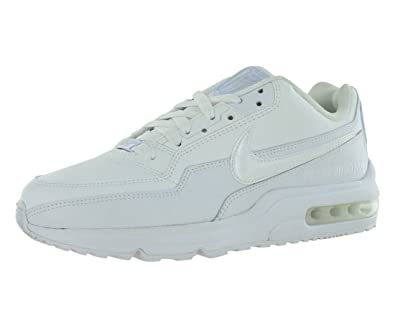NIKE Air Max LTD 3 Men's Running Shoes (14 D (M) US, White)
