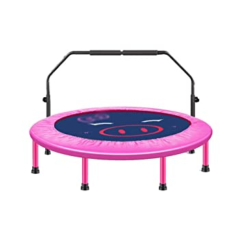 GaoYunQinFitness trampoline DUXX - Cama elástica Infantil con ...