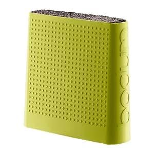 Bodum Bistro Knife Block, Green