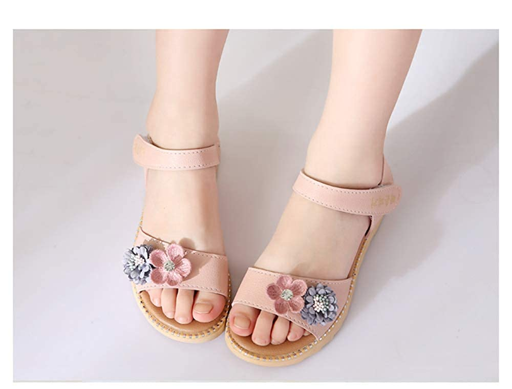 Princess Girls Sandals Jelly Mary Jane Dance Party Cosplay Shoes for Kids Toddler