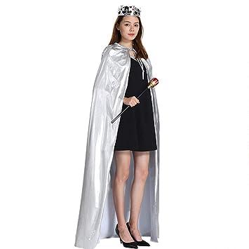 Disfraz de Halloween Capa de Halloween - Tela Brillante ...